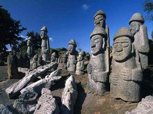 L'île de Jeju-do, Histoire, Corée du Sud