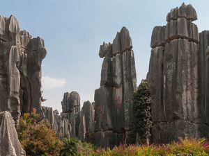 Les Karst de Chine du sud, spectaculaire paysage, Chine