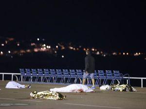 Source Figaro, Midi Libre, Ouest France, Côte d'azur, Reuters..... DES PHOTOS CHOCS.... quelle tristesse!