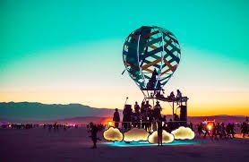 Burning Man à Black Rock, Antoine de Maximy &quot&#x3B;J'irai dormir chez vous&quot&#x3B;, USA