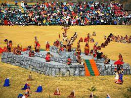 Inti Raymi, la fête du soleil, Pérou