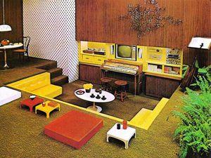 Achat tout mobilier design 1950 1960 1970 1980