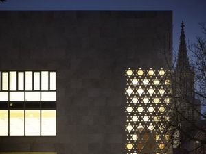 Ulm Synagogue - Kister Scheithauer Gross Architects And Urban Planners