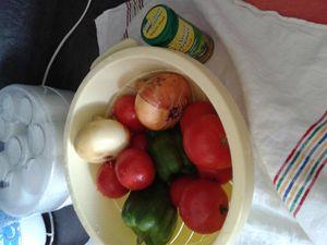 Mélange fondant de légumes - JSC: 0