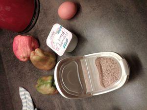 Terrine de poivrons son de blé - 0 en jsc