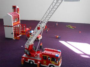 Playmobil City action 5362 pompiers