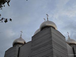 Cathédrale orthodoxe russe de la Sainte Trinité à Paris