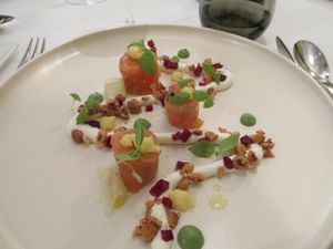 Restaurant Origine / ROUEN / 1* MICHELIN