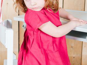 Petites robes en coton Petite Chérie-Obéron.