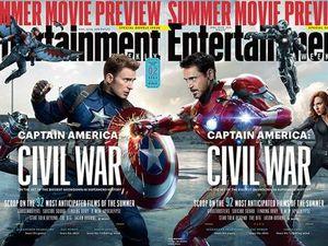 Captain America : civil war sort en France,  le 27 avril 2016.