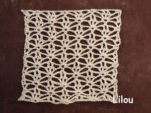 Dico de points au crochet 11 DIY modèle tuto gratuit