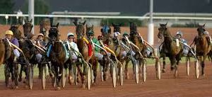 26 Août 2016  Cabourg - c1 - Trot