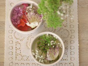 Les estivales : peindre les fleurs {DIY}