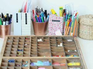Un casier pour bijouter organisée