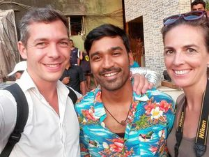 DHANUSH A HOLLYWOOD &quot&#x3B;THE FAKIR&quot&#x3B; !