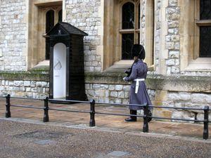 Tour de Londres, les joyaux de la Couronne