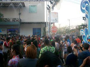 Thaïlande : Quelques photos de SONGKRAN....
