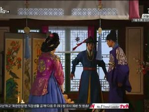 [Cernes sur petit écran] The Three Musketeers / My Secret Hotel / Discovery of Romance