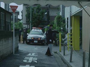 [Oguri Shun, un complet noir et un excellent drama] BORDER  ボーダー