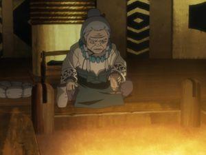 [La guerrière qui ne tuait pas et le petit garçon maudit] Seirei ni Moribito  精霊の守り人