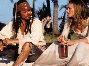 [Disney Project] Pirates of the Caribbean:  Curse of the Black Pearl