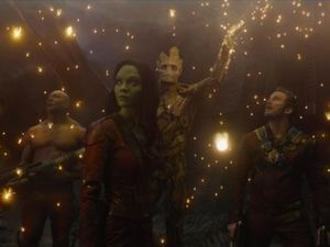 [Hooked on a feeling~] Guardians of the Galaxy