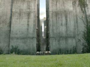 [A l'entrée du labyrinthe] The Maze Runner