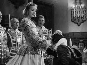 [Portrait royal de femme étouffée] Queen Christina