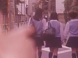 [Mondes en péril] Nazo no Tenkousei 謎の転校生