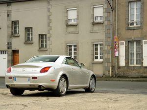 '01 Lexus SC430
