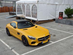 '16 Mercedes-Benz AMG GT S (C190)