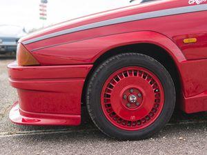 '87 Alfa Roméo 75 Turbo Evoluzione