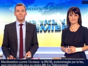 2013 10 27 - 07H00 - SANDRA GANDOIN - BFM TV - WEEK-END PREMIERE