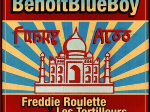 benoit blue boy, un harmoniciste qui a su se frayer un chemin parmi les plus grands bluesmen français grâce à son interprétation unique de l'harmonica