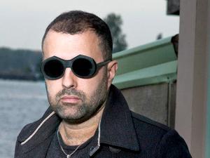 dave clarke, dj, producteur, remixer et présentateur radio anglais de musique électronique