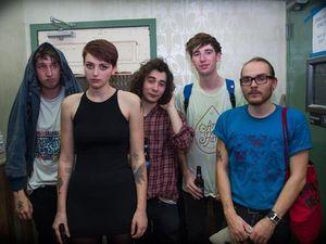 joanna gruesome, un groupe gallois noise-pop tendance hardcore fort d'un esprit diy punk