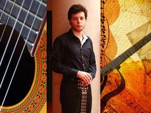 antoine morinière, l'un des grands jeunes talents français de la guitare