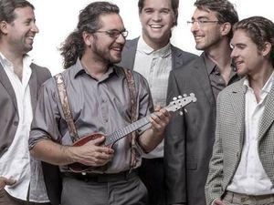 söndörgö, un groupe hongrois composé de 3 frères, un ami et un cousin pour une musique héritée des populations slaves du sud de la hongrie