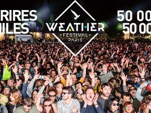 weather summer 2015, la secondé édition de ce festival dans les locaux du paris event center