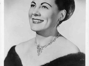 renata tebaldi, l'histoire d'une soprano italienne qui fut renommée pour la beauté de son timbre et fut un temps la rivale de maria callas