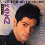 lionel kazan, un chanteur français qui se révélait au public en 1985 avec &quot&#x3B;marie, ma vie&quot&#x3B;