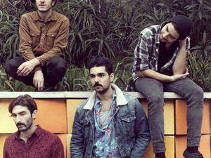 savanna, une formation de 4 garçons de lisbonne avec une palette de sons tropicaux et groovy qui échappent à la simple esthétique du rock psyché