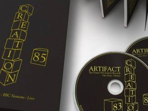various artists artifact-the dawn of creation records 1983-85,