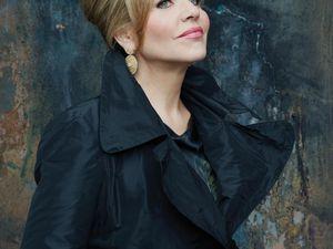 renée fleming, une soprano américaine avec des possibilités étendues de sa voix pour des rôles extrêmement variés