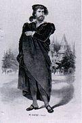 jean baptiste faure, baryton originaire de moulins, professeur de musique et collectionneur de peintures impressionnistes