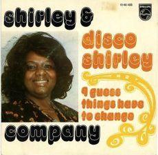 shirley &amp&#x3B; company, un groupe de disco américain avec notamment shirley goodman et jason alvarez, un succès mondial avec &quot&#x3B;shame, shame, shame&quot&#x3B;