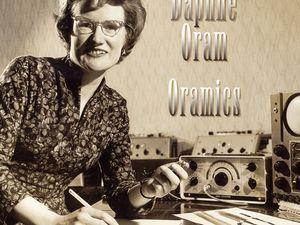 daphne oram, une compositrice britannique de musique électronique inventrices des oramics permettant des sons électroniques