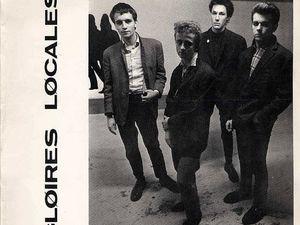 gloires locales, l'aventure d'un groupe français punk en partenariat avec les olivensteins et les rythmeurs