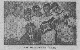 the witackers, un groupe rock français mythique née en 1965 à revin dans les ardennes avec ce titre &quot&#x3B;hello josephine&quot&#x3B;