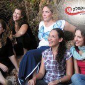carmel a cappella, un quintet vocal féminin spécialisé dans la musique polyphonique a cappella de tout premier ordre